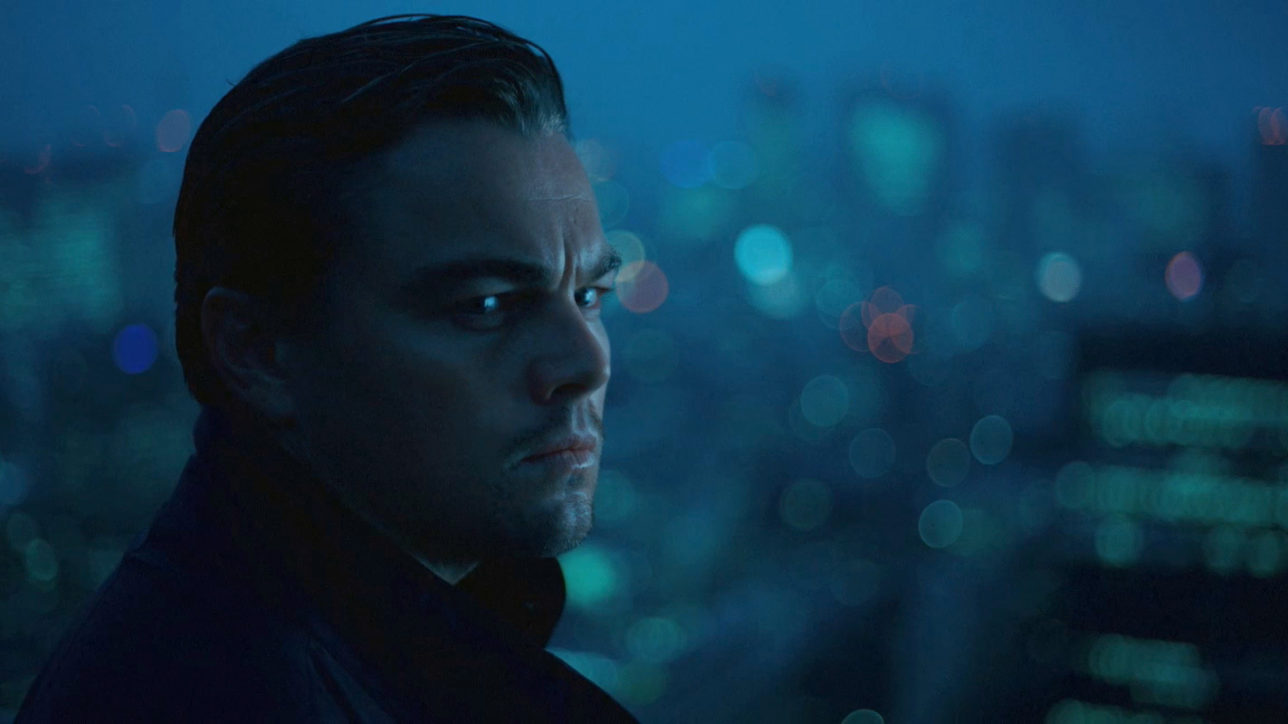 Inception Blog Bespoke Records Leonardo DiCaprio
