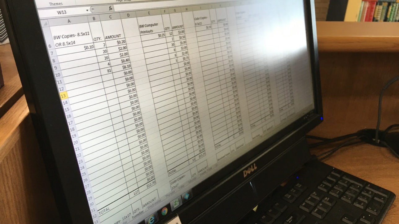 Bespoke Records Songwriting Spreadsheets